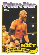2018 WWE Heritage Wrestling Cards (Topps) Tommaso Ciampa 109