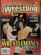 Inside Wrestling - May 2001