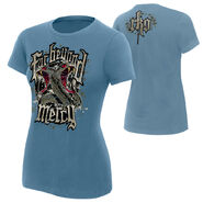 Randy Orton Far Beyond Mercy Women's T-Shirt
