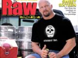 WWE Raw Magazine - July 2003