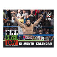 Rusev Happy Rusev Day Calendar