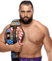 Rusev US Champion 2018