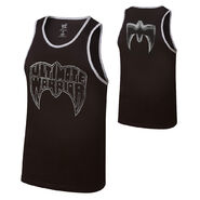 Ultimate Warrior Parts Unknown Black Vintage Tank Top