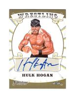 2016 Leaf Signature Series Wrestling Hulk Hogan 32