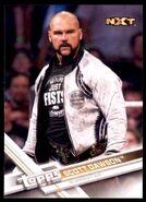 2017 WWE Wrestling Cards (Topps) Scott Dawson 84