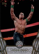 2018 Legends of WWE (Topps) John Cena 63