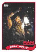 2018 WWE Heritage Wrestling Cards (Topps) Bray Wyatt 16