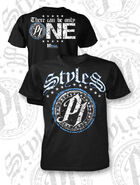 AJ Styles (There Can Be Only One) T-Shirt