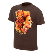 Becky Lynch Rob Schamberger Artwork T-Shirt