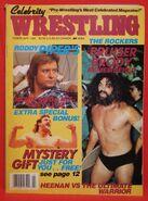 Celebrity Wrestling - February 1989