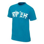 Hulk Hogan Rip Em Retro T-Shirt