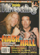 Inside Wrestling - March 2000