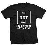 Jake Roberts DDT Element T-Shirt