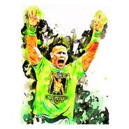 John Cena Art Print