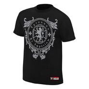 Stephanie McMahon Monarch and Authority Youth T-Shirt