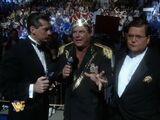 Vince McMahon, Jerry Lawler & Jim Ross