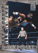 2002 WWF All Access (Fleer) D-Von Dudley 27