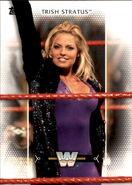2017 WWE Women's Division (Topps) Trish Stratus 42
