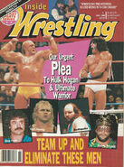 Inside Wrestling - July 1990
