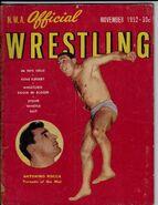 NWA Official Magazine - November 1952