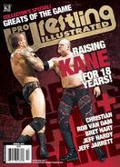 Pro Wrestling Illustrated - January 2011
