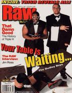 Raw Magazine Dudlay Boyz