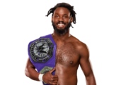 Rich Swann Cruiserweight Champion