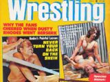 Sports Review Wrestling - March 1977