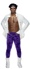 The Velveteen Dream stat photo