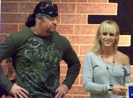 Undertaker & Michelle McCool   Pro Wrestling   FANDOM ...Michelle Mccool And Undertaker 2013