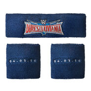 WrestleMania 32 Sweatband Set