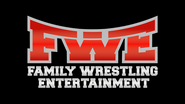 Family Wrestling Entertainment (FWE) logo