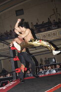ROH Rising Above 2007 23
