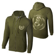 Randy Orton Strike First Full Zip Sweatshirt