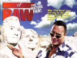 WWF Raw Magazine - September 1998