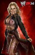 WWE2k14 Natalya