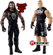 WWE Battle Packs 52 Brock Lesnar & Roman Reigns