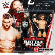 WWE Battle Packs 54 Bray Wyatt & Finn Balor