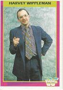 1995 WWF Wrestling Trading Cards (Merlin) Harvey Wippleman 42