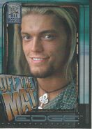 2002 WWF All Access (Fleer) Edge 58