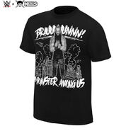 Braun Strowman Monster Among Us Neon Collection Graphic T-Shirt