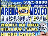 CMLL Martes Arena Mexico (October 22, 2019)