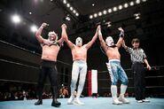 Estrella Executive Committee-Stardom-Tokyo Gurentai Produce Lucha Libre Estrella Fiesta 20