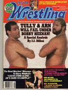 Inside Wrestling - February 1989