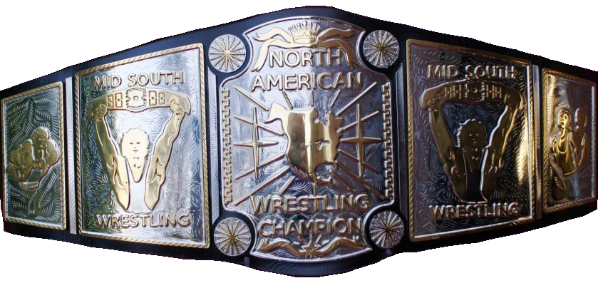 Image result for mid south north american title