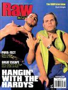Raw Magazine September 2000