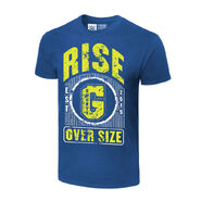Shorty G Rise Over Size Authentic T-Shirt