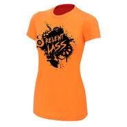 Becky Lynch Relent-Lass Women's Authentic T-Shirt