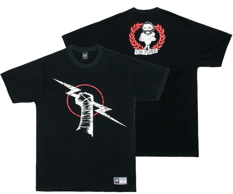Cm punk aftershock t shirt pro wrestling fandom powered by wikia cm punk aftershock t shirt voltagebd Image collections