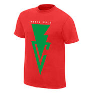 Finn Bálor Bálor Club North Pole Chapter Holiday T-Shirt